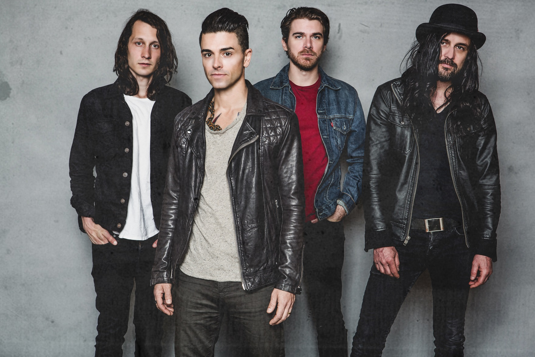 "Dashboard Confessional announce 2018 ""We Fight"" tour"