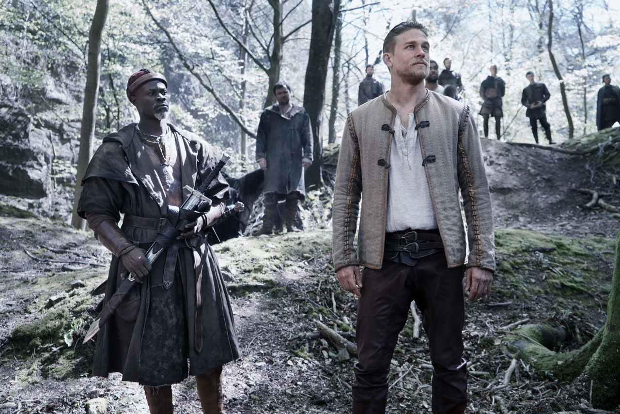'King Arthur: Legend of the Sword' has all Guy Ritchie's flaws but none of his charms
