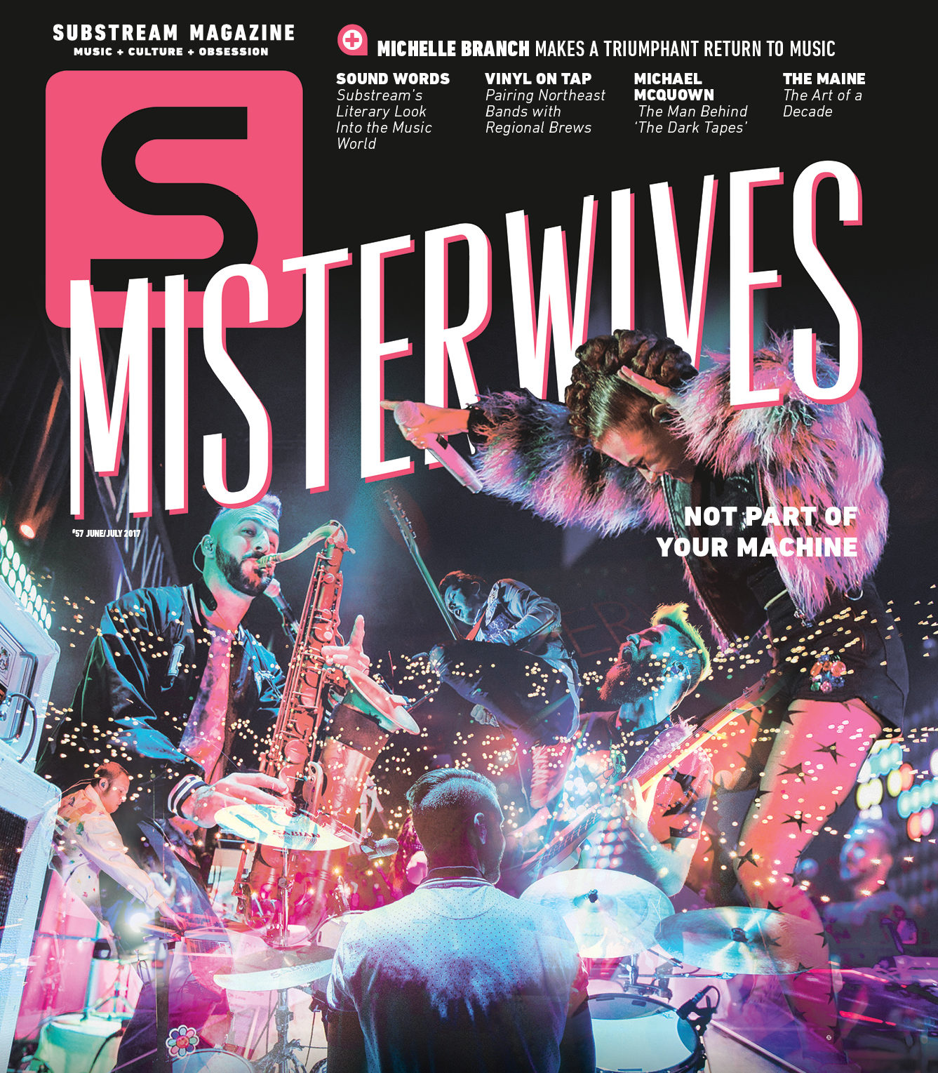 Substream #57 starring Misterwives, K.Flay, Chase Atlantic + more