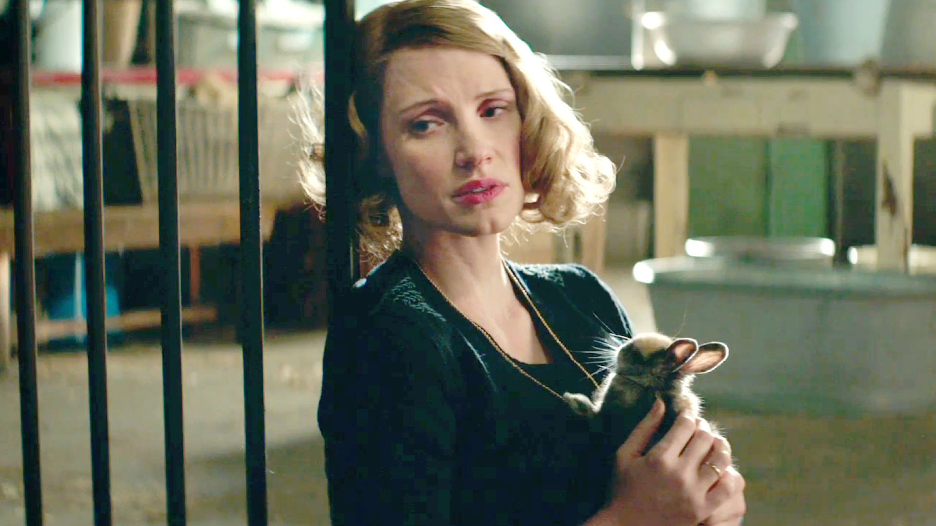 'The Zookeeper's Wife' is limited by its choice of perspective