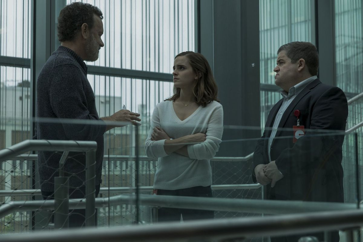 'The Circle' is nowhere near good, but not bad enough to be great