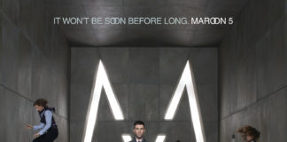 it wont be soon maroon 5 album art