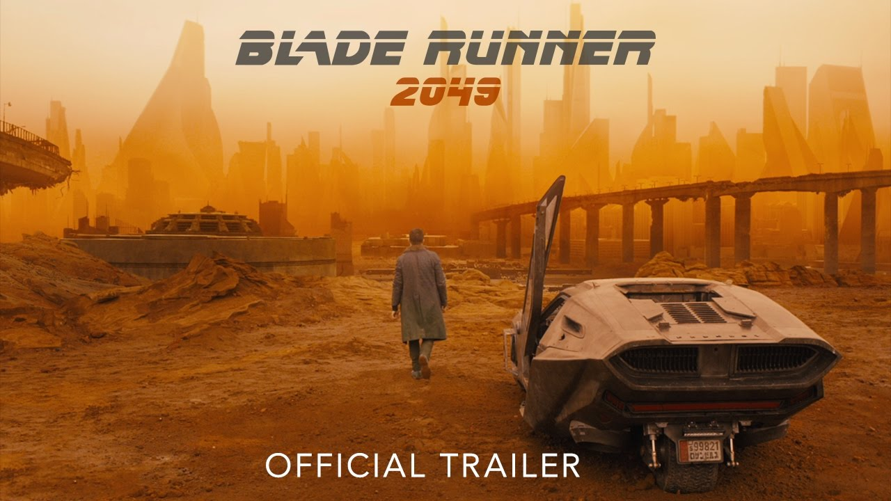 Feast your eyes on the new 'Blade Runner 2049' trailer