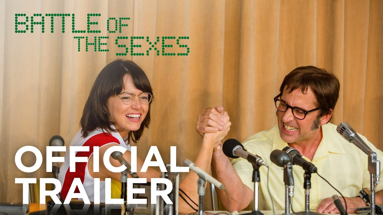 It's Steve Carell Vs. Emma Stone in first 'Battle of the Sexes' trailer