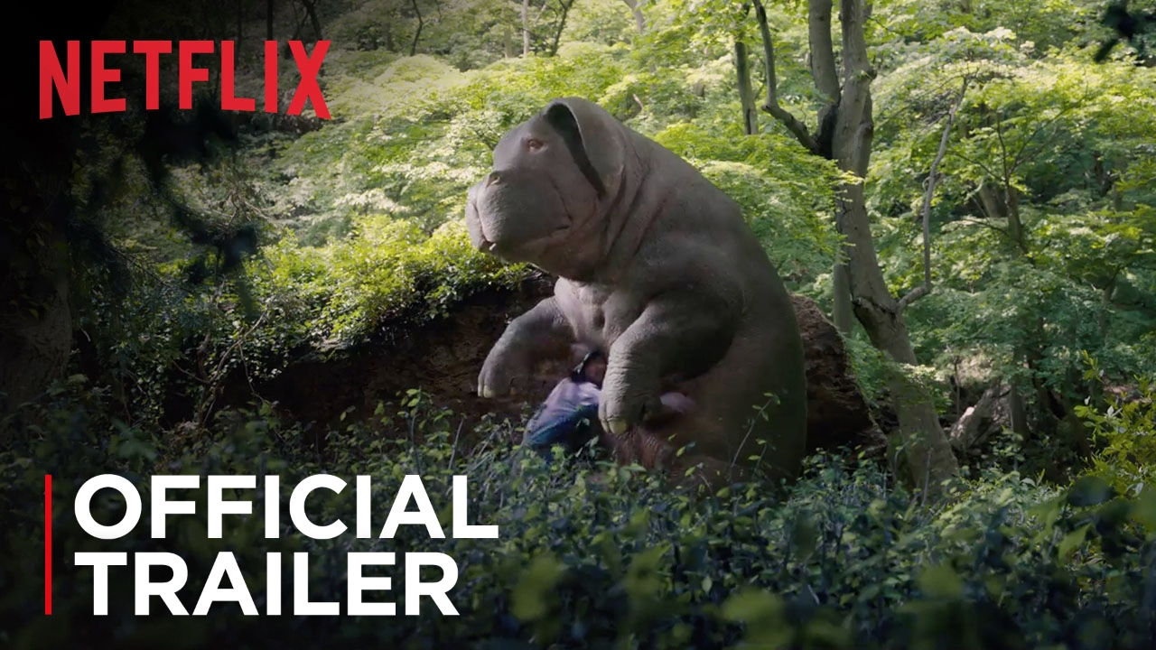 First trailer for Bong Joon Ho's new film 'Okja' brings to mind 'E.T.'