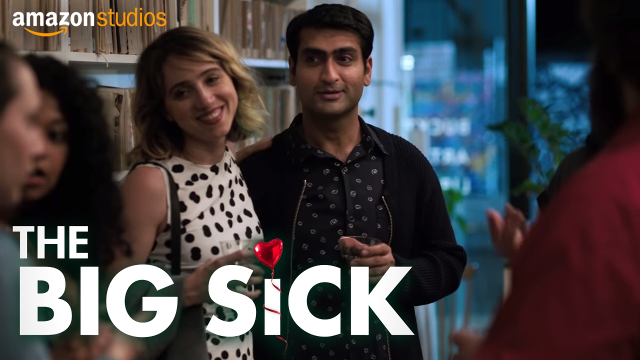 'The Big Sick' trailer renews our faith in romantic comedies