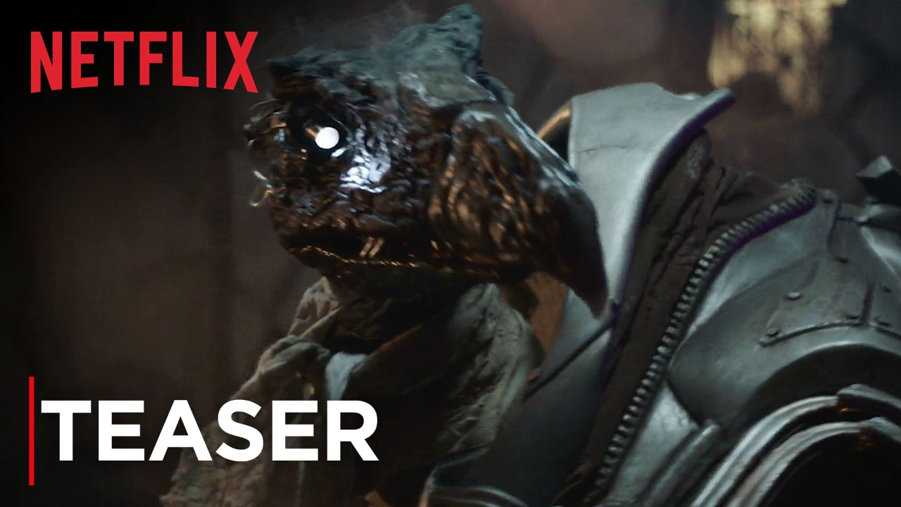 Take your first look at Netflix's 'The Dark Crystal' prequel series