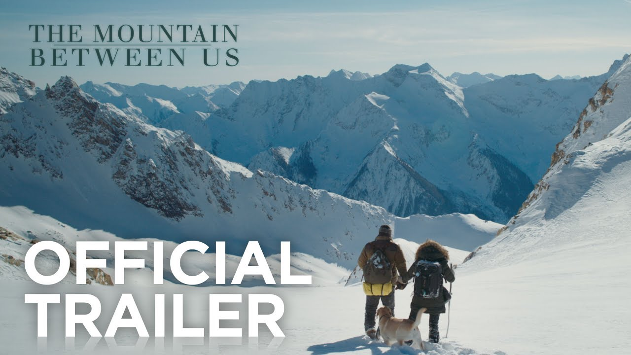 Kate Winslet and Idris Elba try to survive in 'The Mountain Between Us' trailer