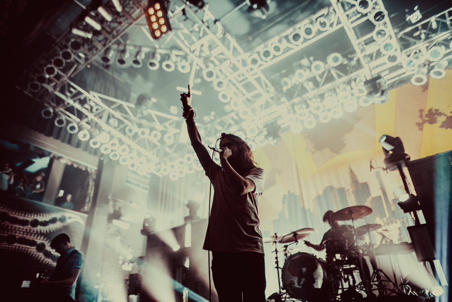 PHOTOS: Mayday Parade celebrate 10 years of 'A Lesson In Romantics'