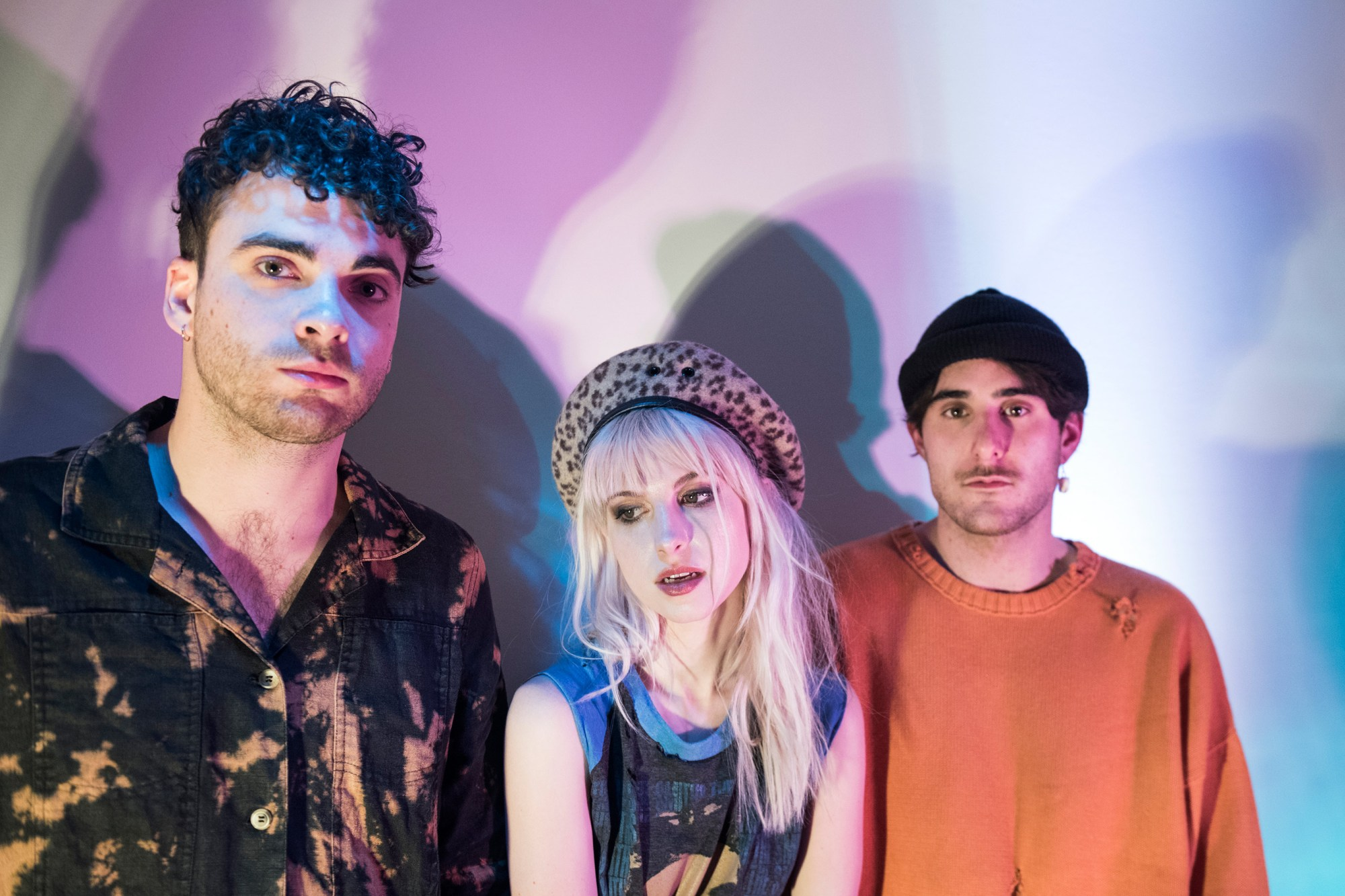 """Watch Paramore perform """"Hard Times"""" & """"Ain't It Fun"""" On Kimmel"""