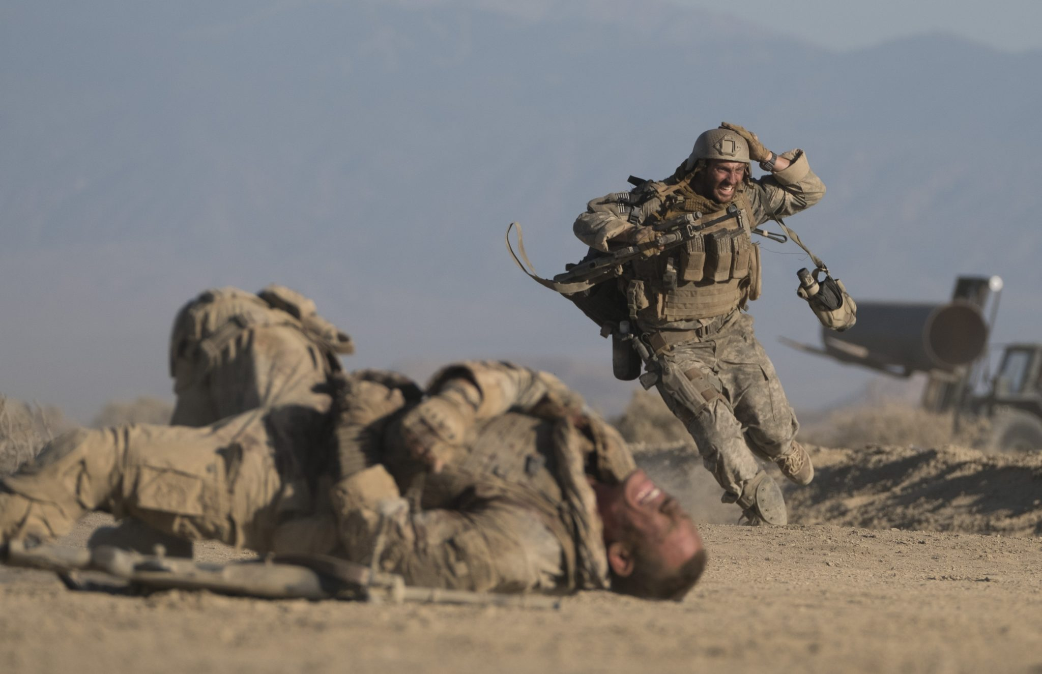 'The Wall' is a small film too focused to see the big picture