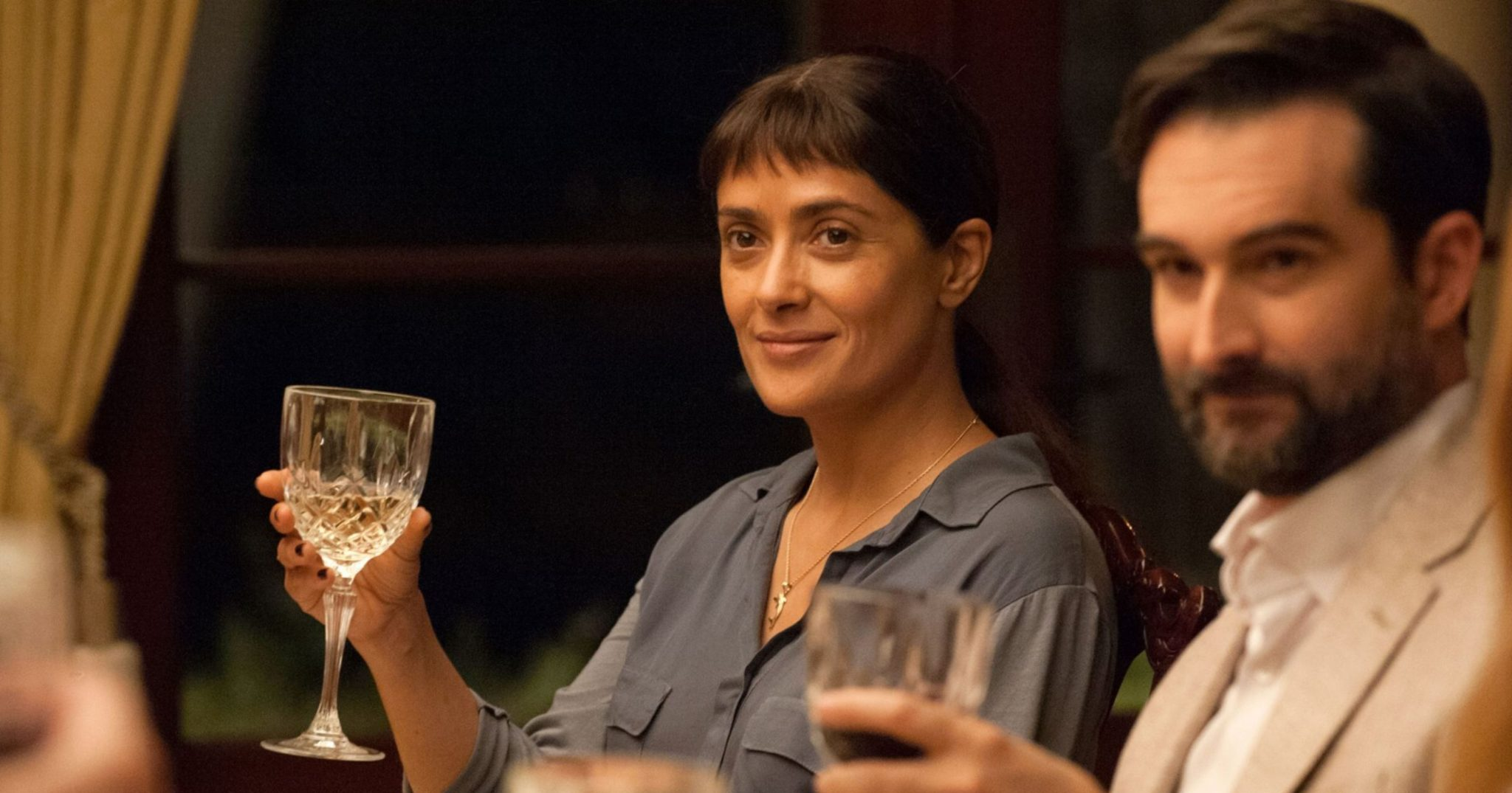 'Beatriz at Dinner' is a small film that packs an earth-shattering punch