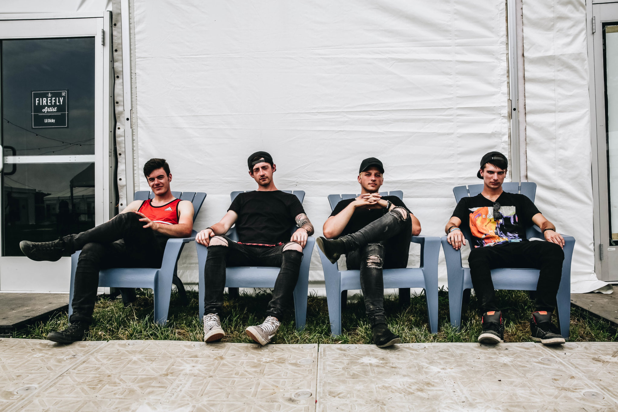 FIREFLY EXCLUSIVE: Nashville's Carverton dish on new EP, geographical influences and more