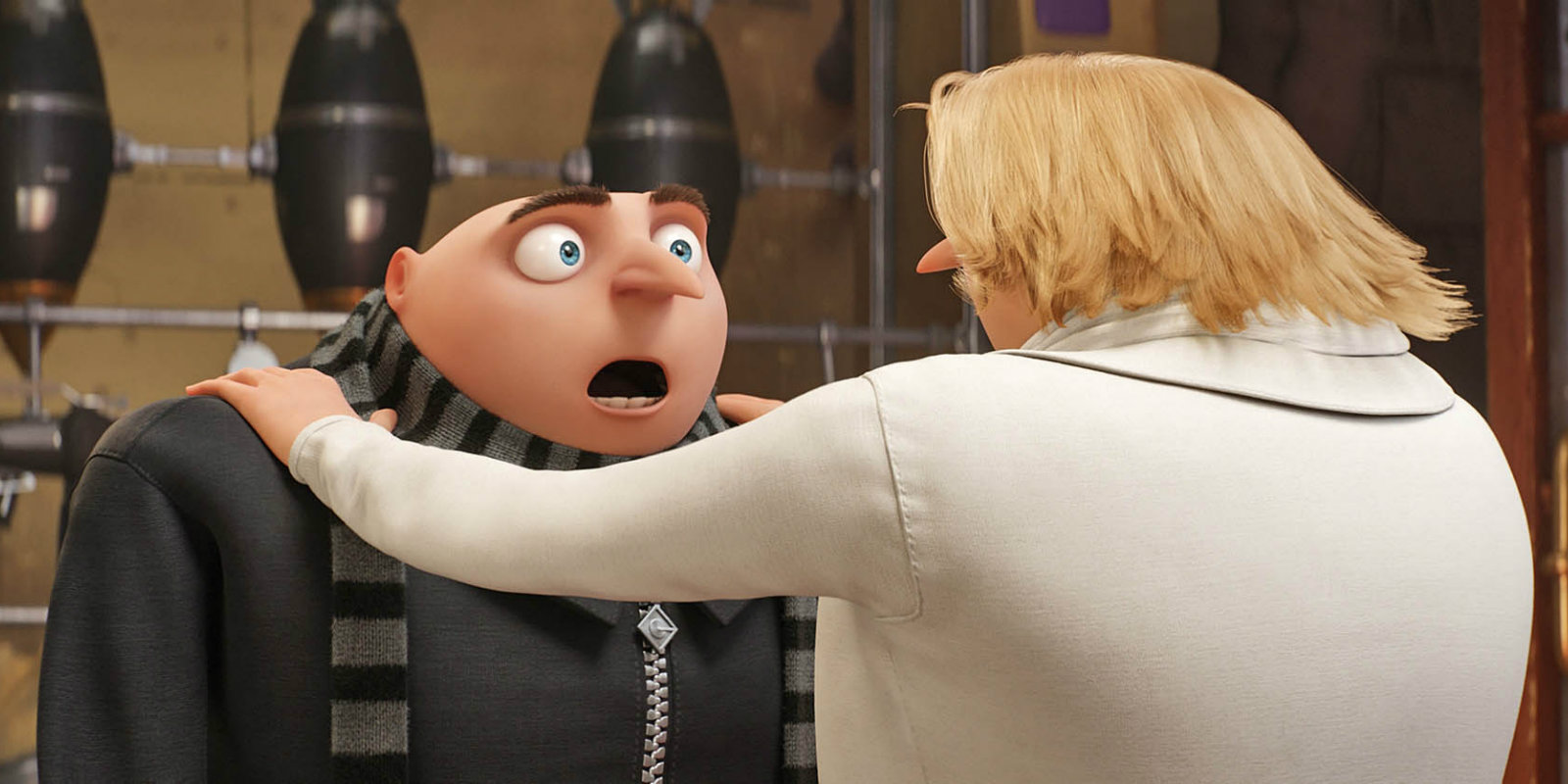 'Despicable Me 3' is a disjointed film that sacrifices story for wider appeal