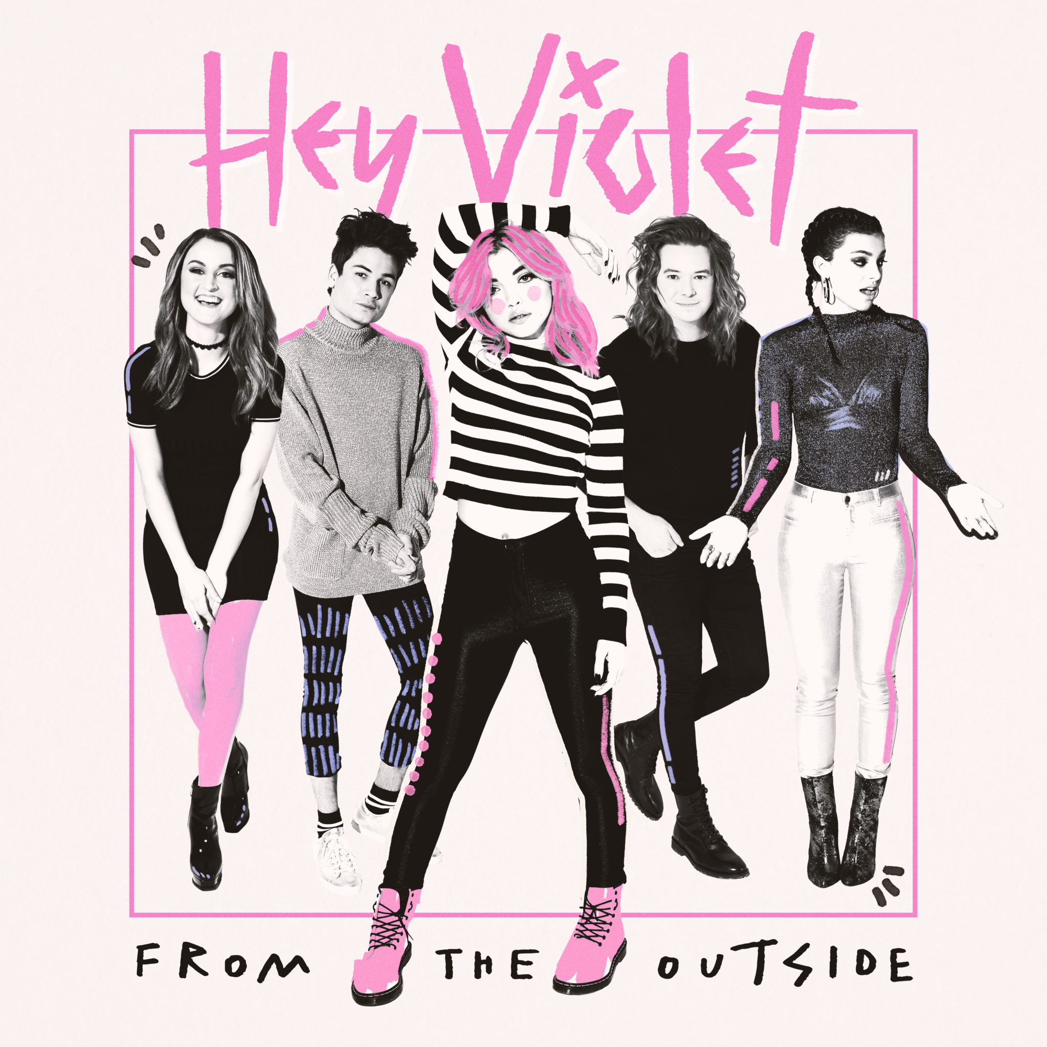 Hey Violet's 'From The Outside' is a solid debut from a band poised for the future