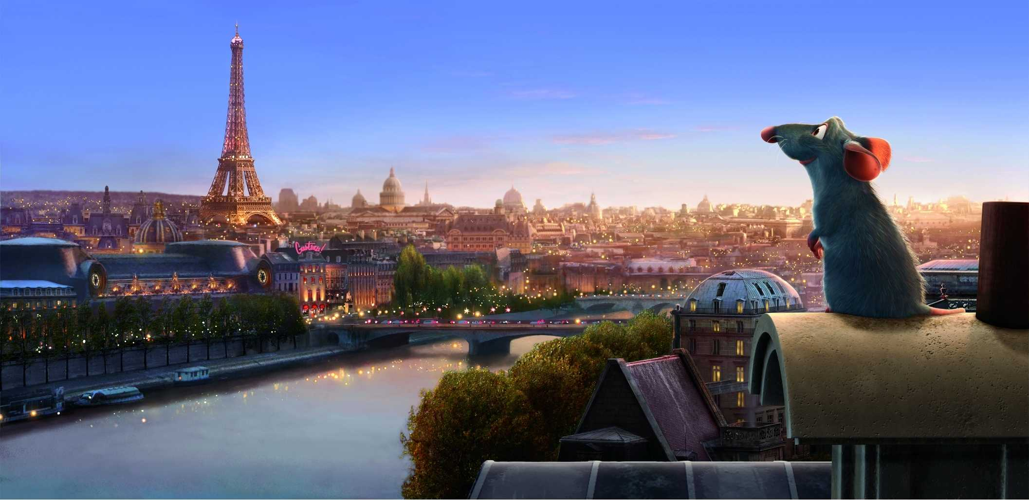 Ten years later, 'Ratatouille' remains a striking allegory of art and class