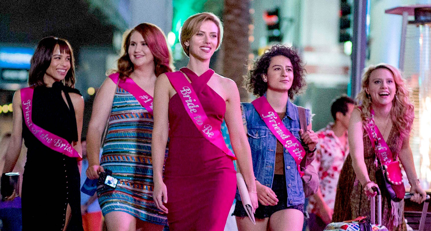 'Rough Night' is light, fluffy, and incredibly problematic