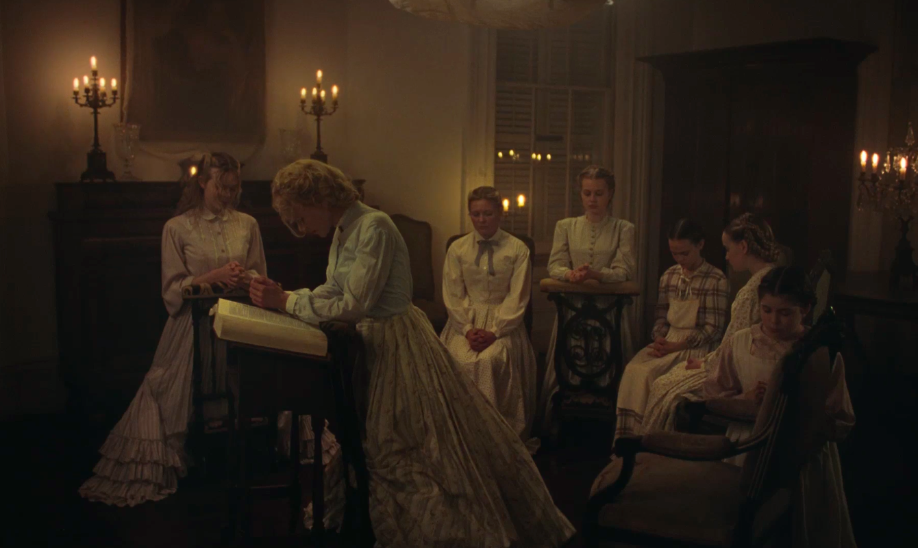 'The Beguiled' is a dense study of intergenerational feminine resilience