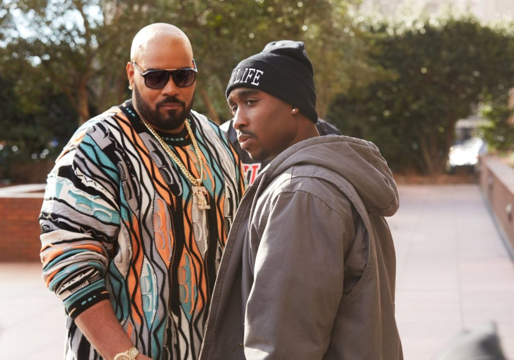 'All Eyez On Me' turns the true story of Tupac into a mindless work of fiction