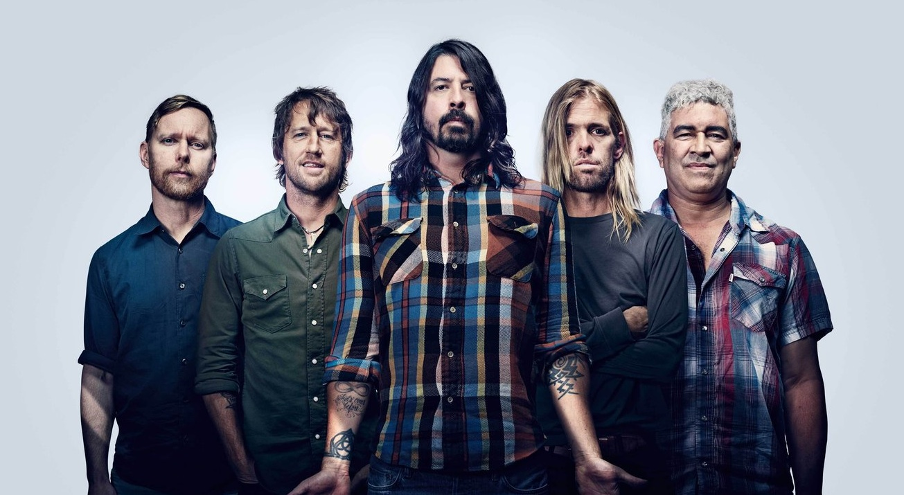 Foo Fighters announce new album, Concrete and Gold, due in September