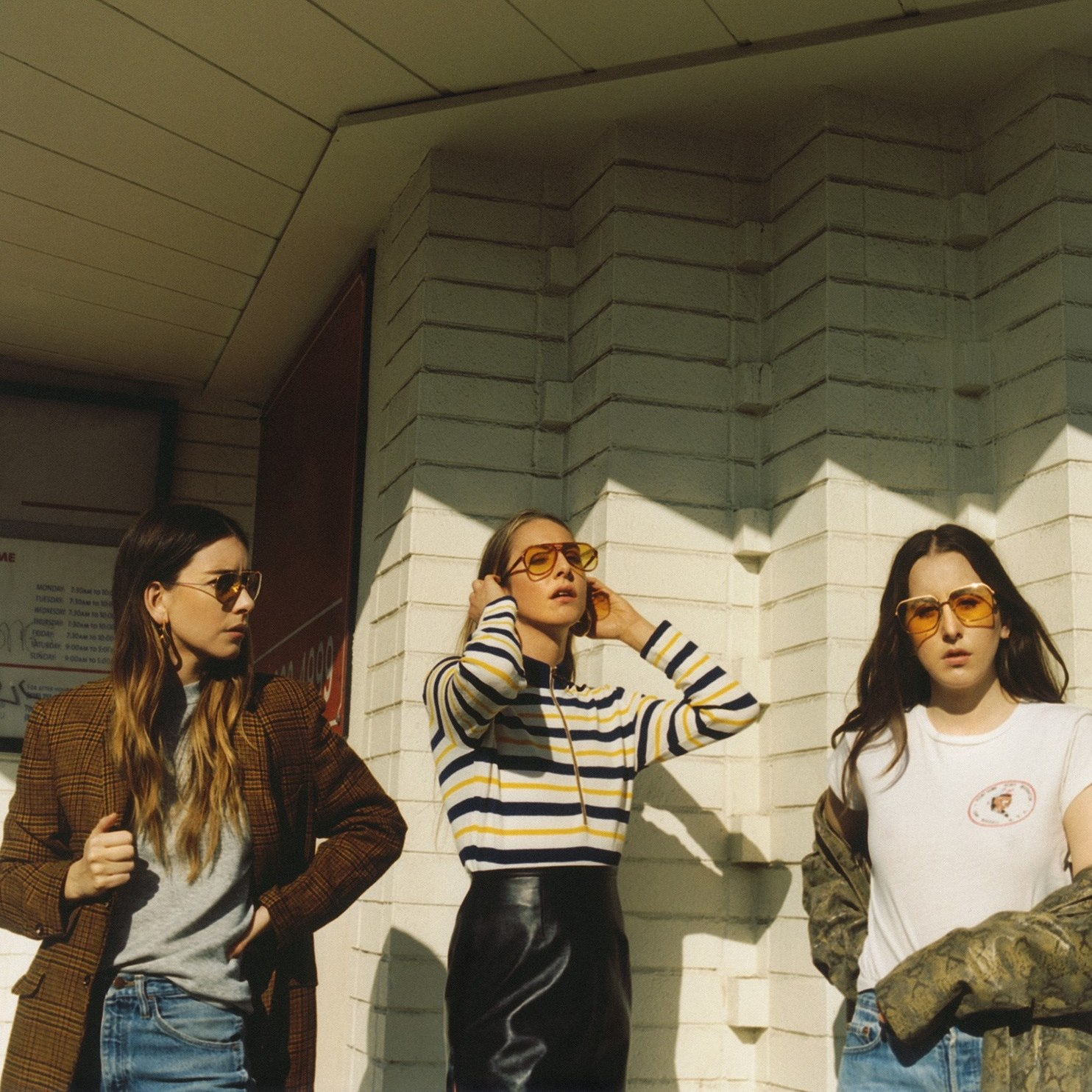HAIM share tour dates in support of upcoming album