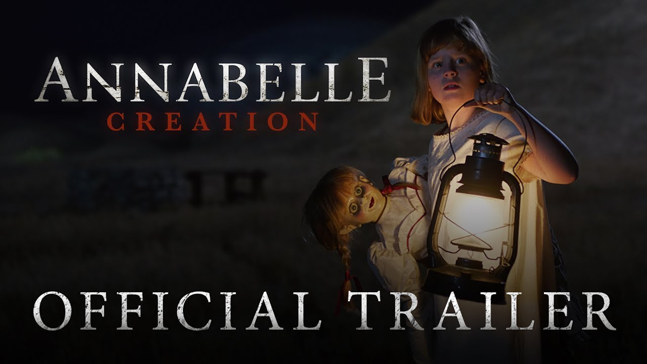 Second trailer for 'Annabelle: Creation' is a (doll) hair-raising delight
