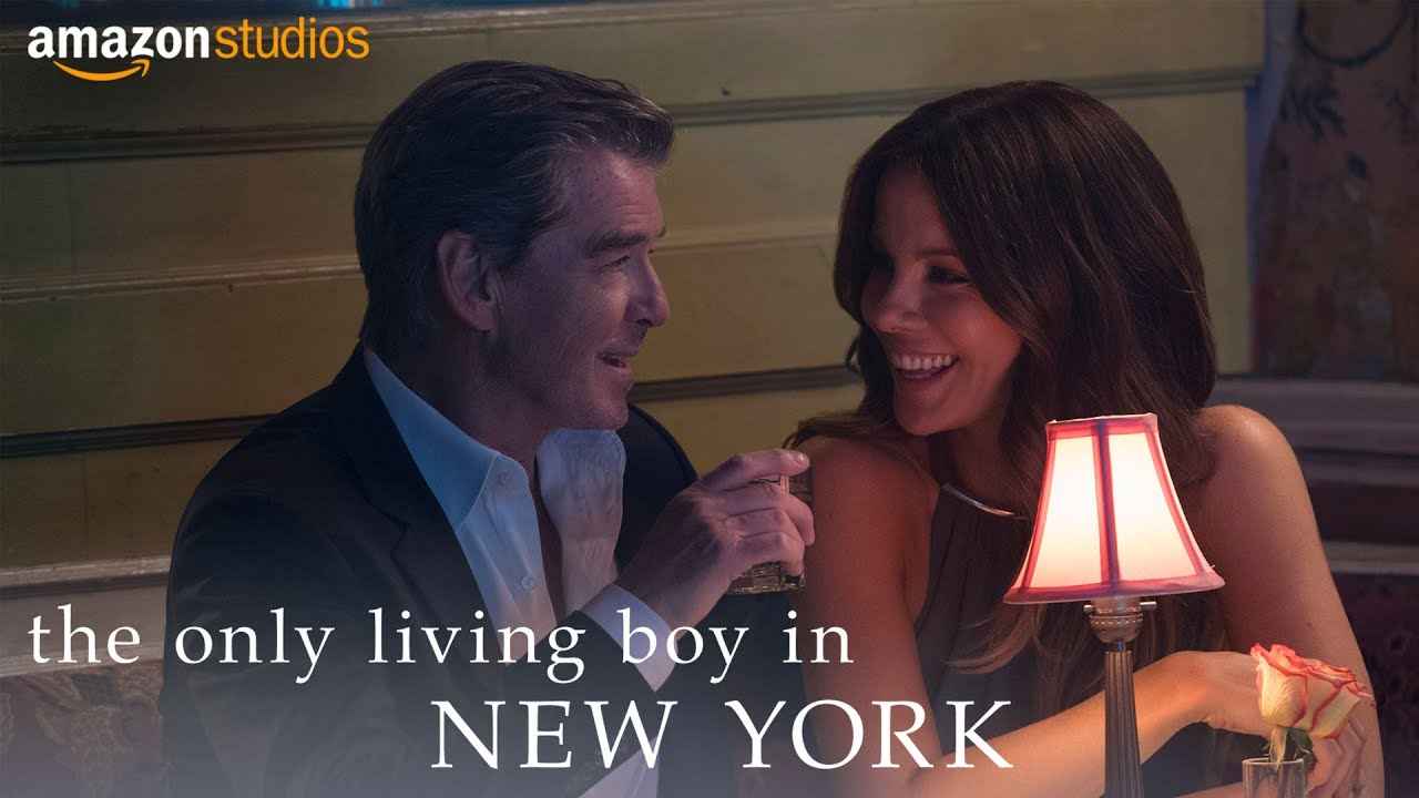 Love and life are hard in first trailer for 'The Only Living Boy in New York'