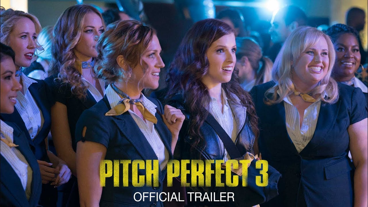 The Bellas take their show around the globe in first 'Pitch Perfect 3' trailer