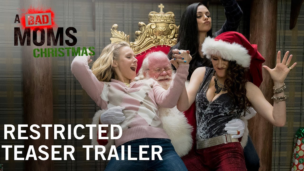 First trailer for 'A Bad Moms Christmas' introduces bad grandmas