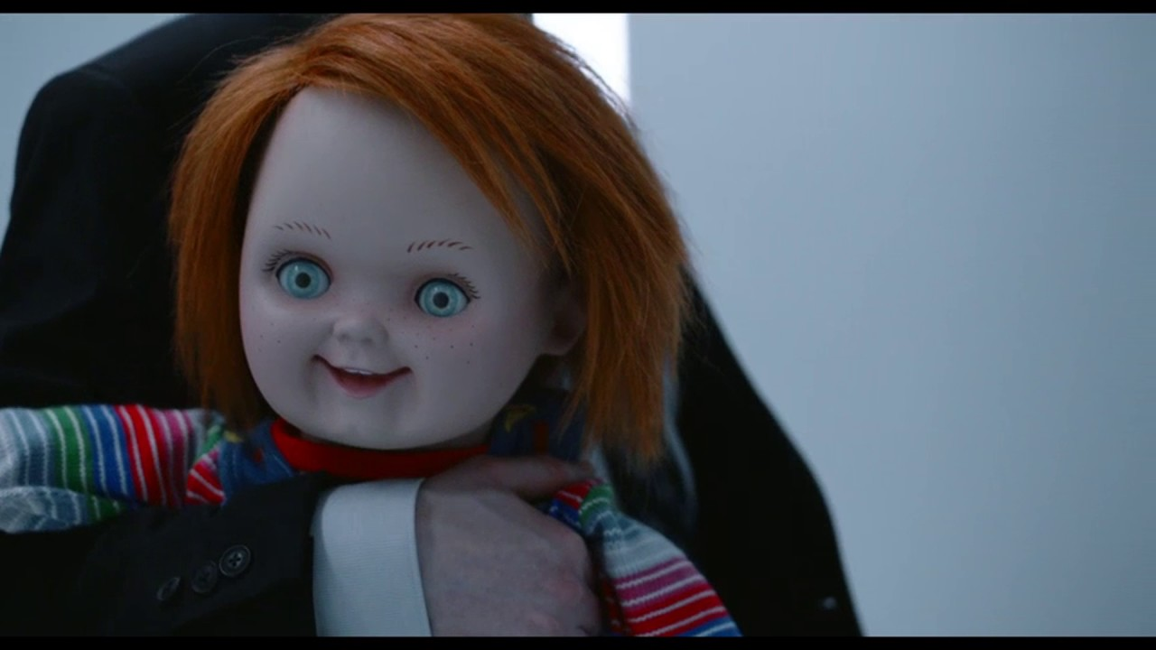Charles Lee Ray Lives! The first 'Cult of Chucky' trailer has arrived