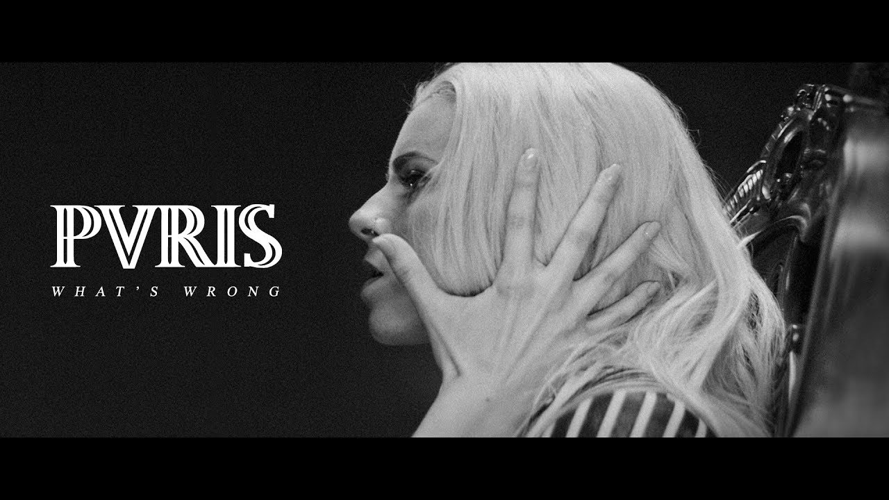 "PVRIS share powerful new track and video for ""What's Wrong"""