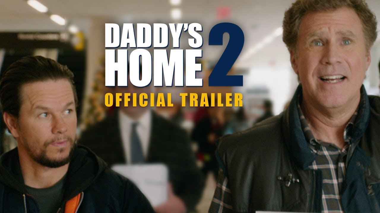 First trailer for 'Daddy's Home 2' introduces feuding grandpas