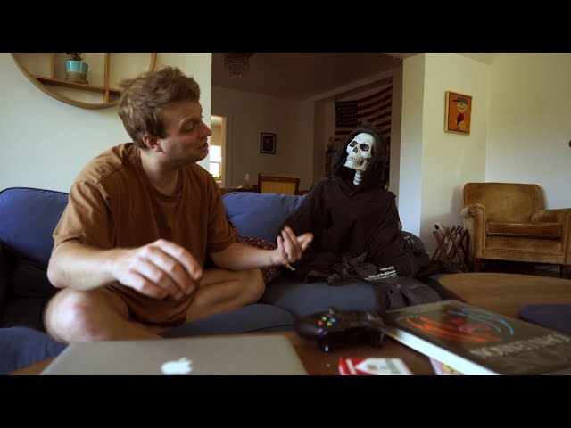 "Mac DeMarco hangs out with the Grim Reaper in ""One Another"" video"