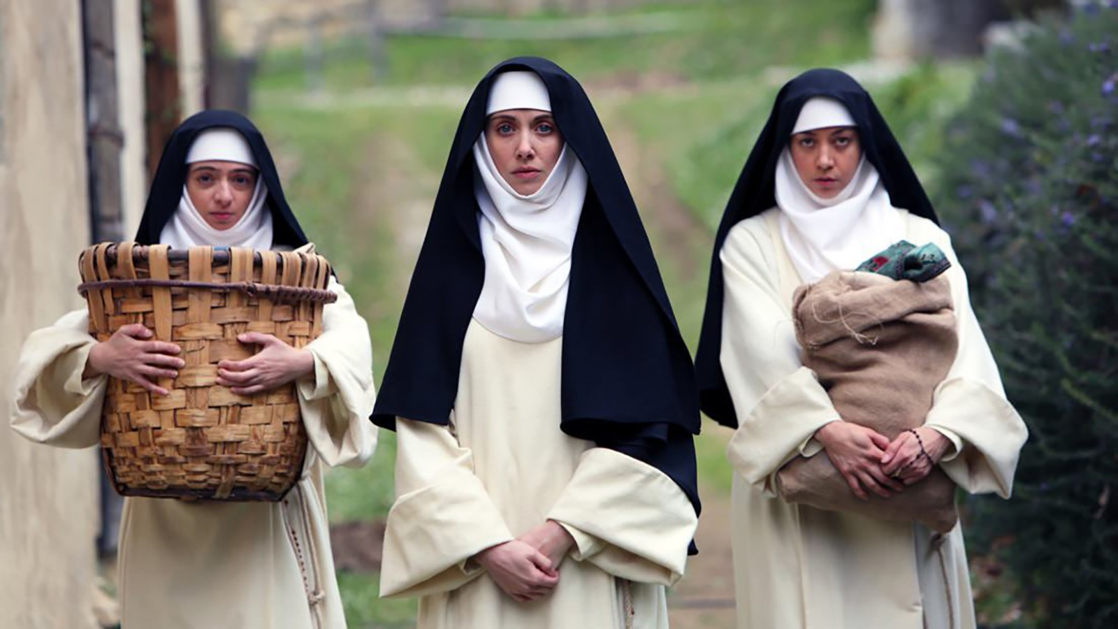 'The Little Hours' is as gut-busting as it is sacrilegious
