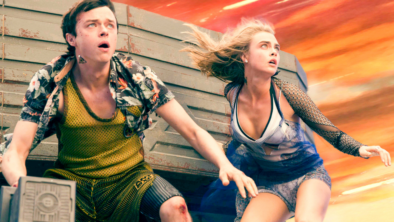 'Valerian and the City of a Thousand Planets' reaches visceral heights and textual lows