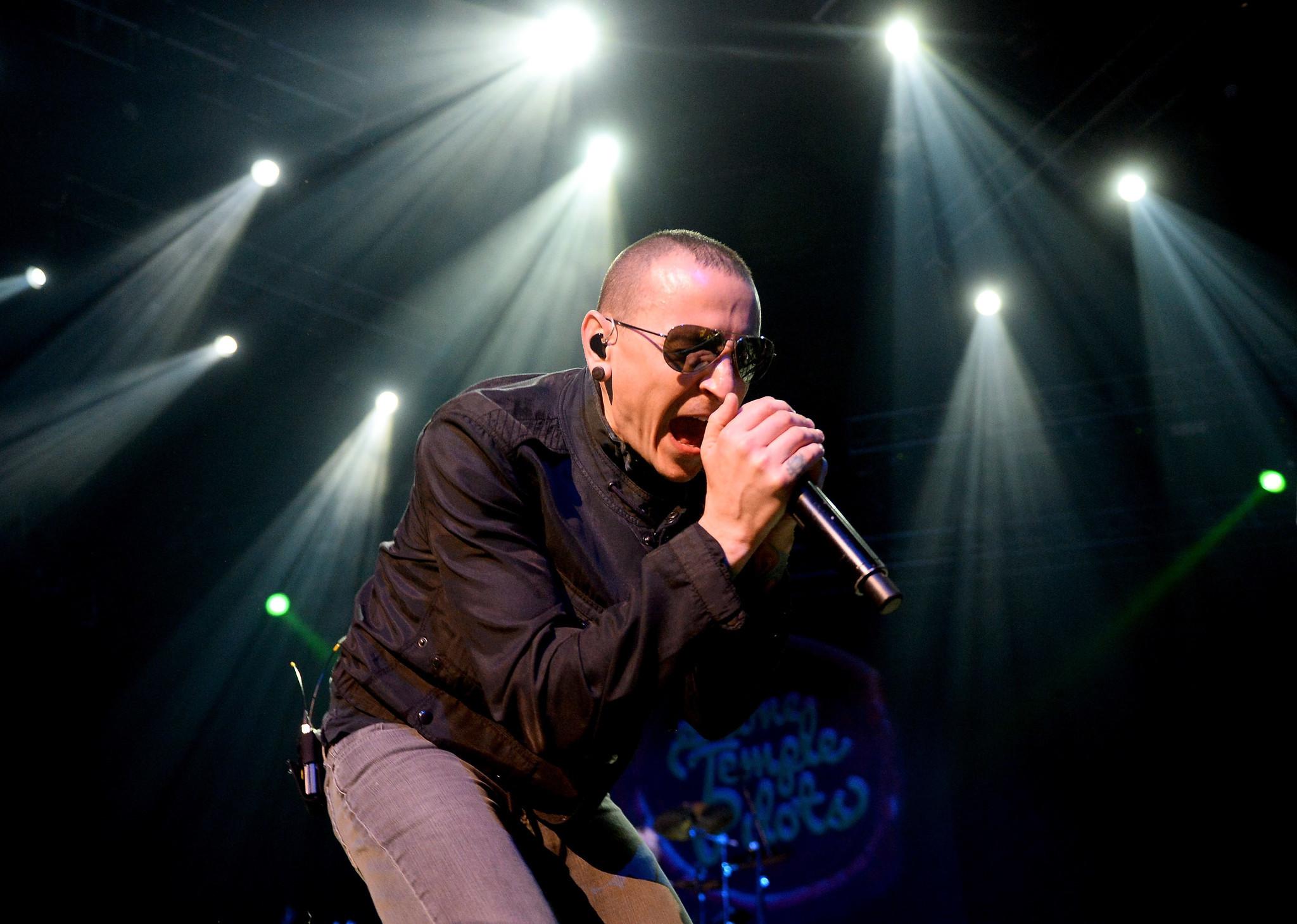 Linkin Park share open letter to Chester Bennington
