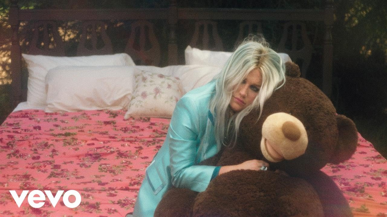"Kesha encourages listeners to ""Learn To Let Go"" on new track"