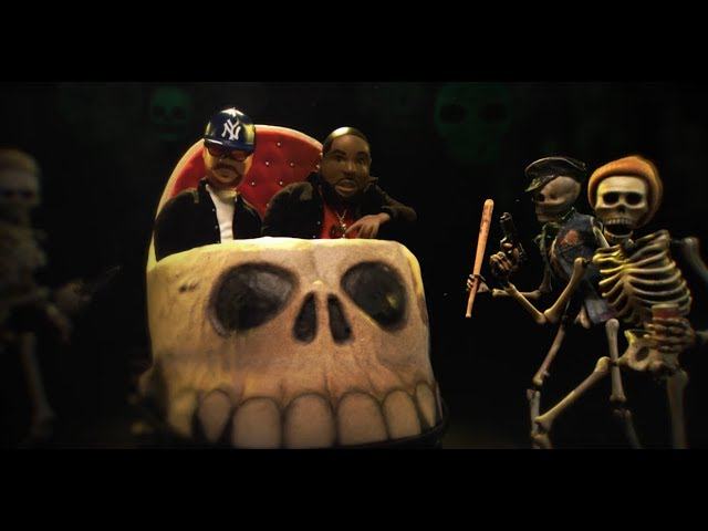 """Run The Jewels release """"Don't Get Captured"""" claymation video"""