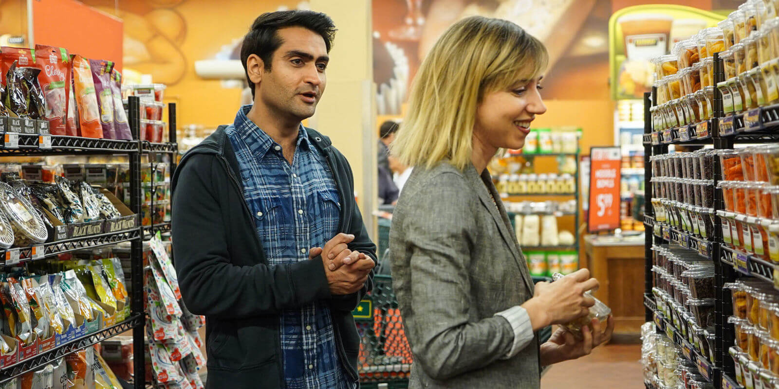 'The Big Sick' is a reminder of what really matters in life and film