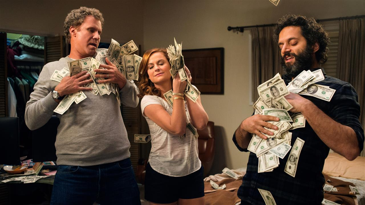 'The House' is further proof raunch alone cannot sustain a feature-length comedy
