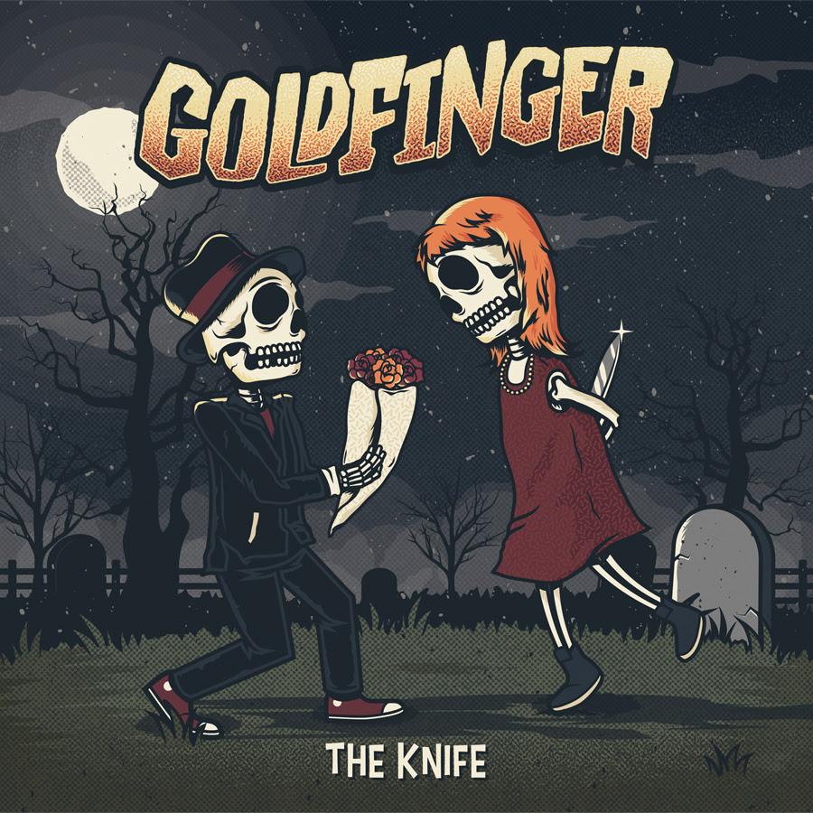 REVIEW: Goldfinger make impressive return on 'The Knife'