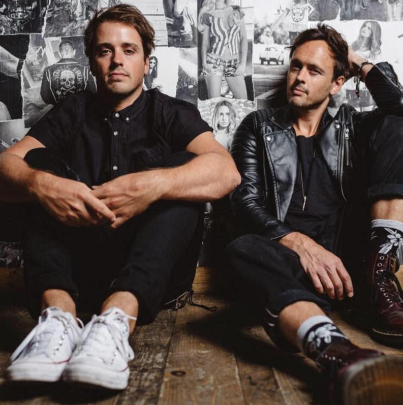 "Atlas Genius return with new track ""63 Days,"" tour dates"
