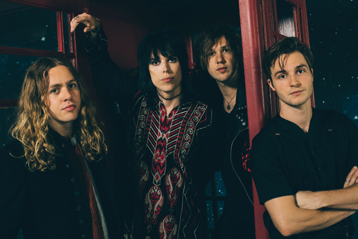 "The Struts dedicate new anthem ""One Night Only"" to fans"