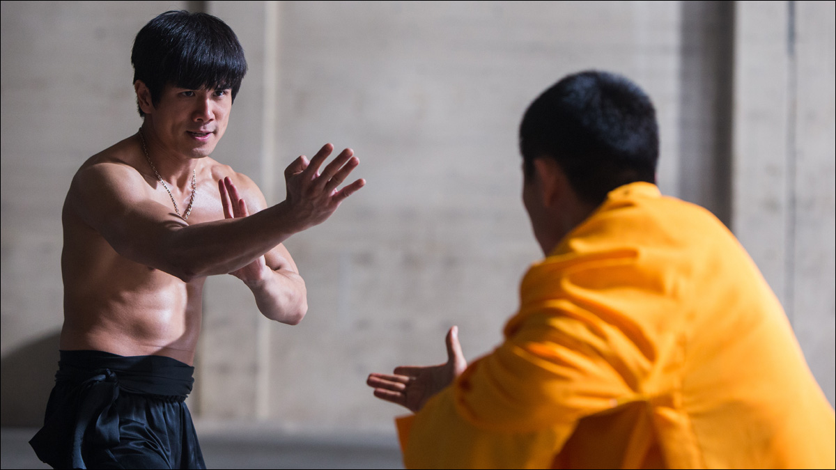 'Birth of the Dragon' is a bizarre attempt to eclipse an interesting premise