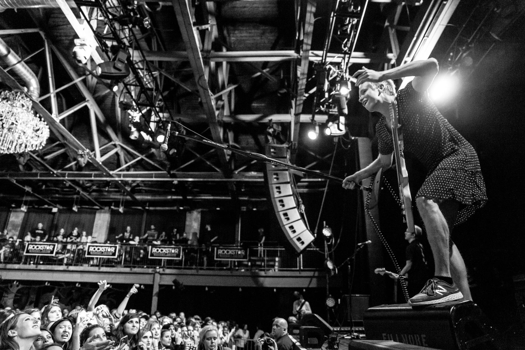 PHOTOS: SWMRS put on unforgettable show in Philadelphia