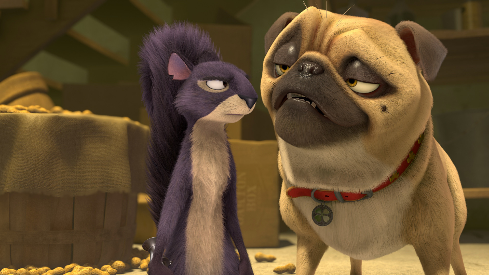'The Nut Job 2' is a well acted but perfunctory children's movie