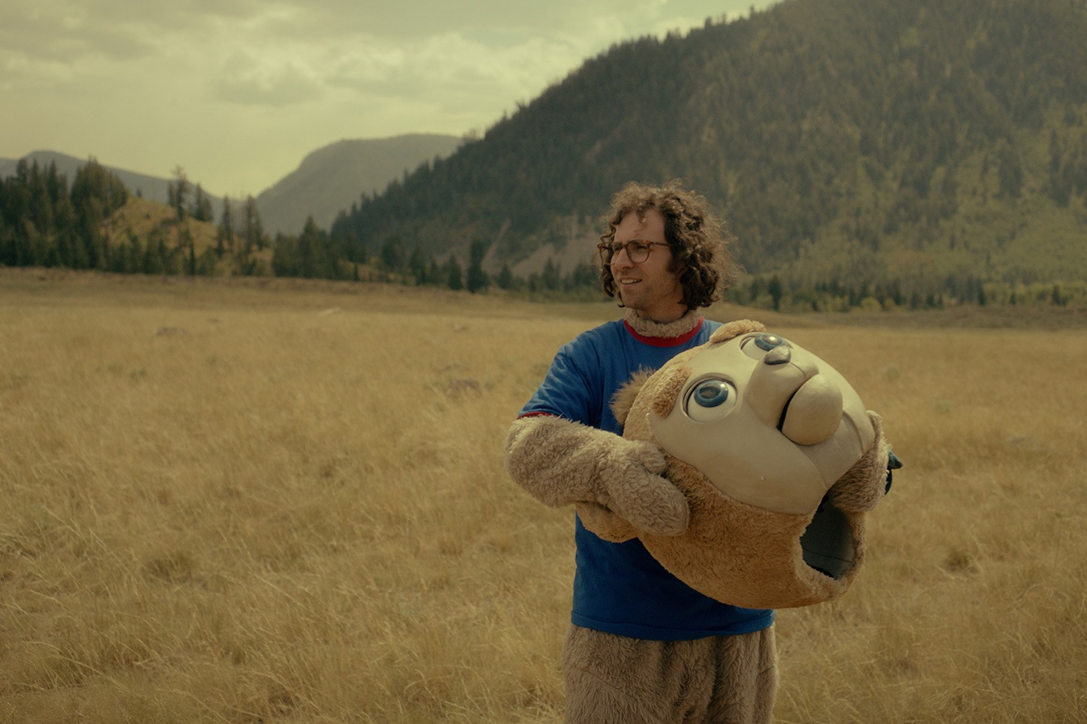 'Brigsby Bear' is a pitch black comedy that rarely earns its laughs