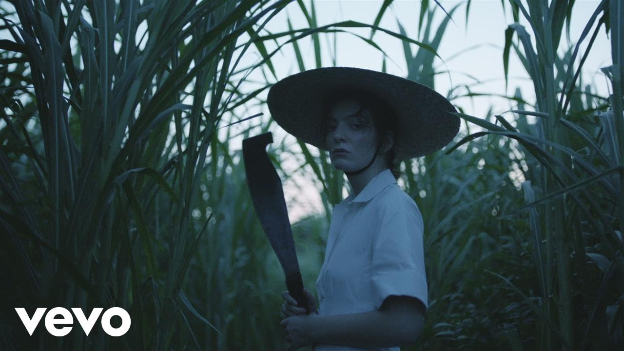 """Get lost with Lorde in music video for """"Perfect Places"""""""
