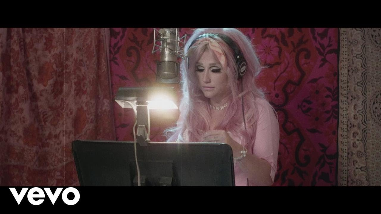 Kesha shares music video for title track from new album 'Rainbow'
