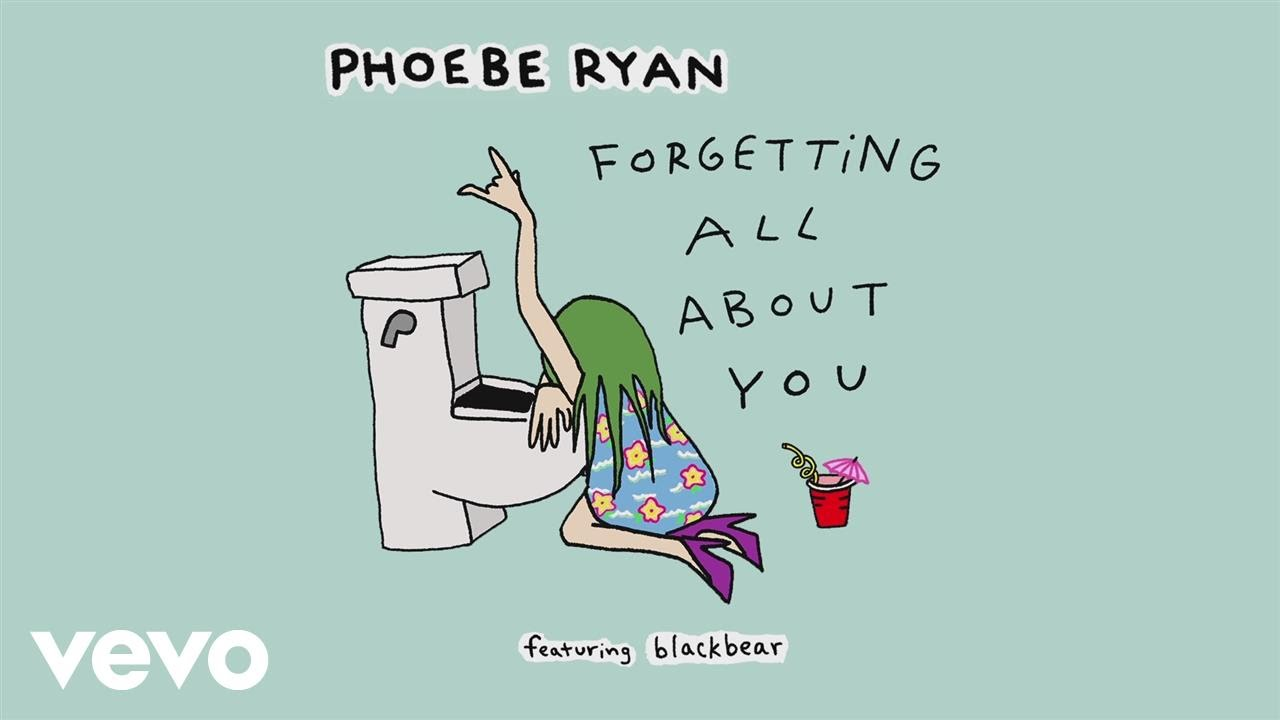 "You'll remember Phoebe Ryan and blackbear's ""Forgetting All About You"""